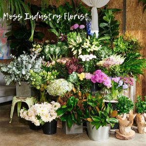 Moss Industry Florist Ocean Grove